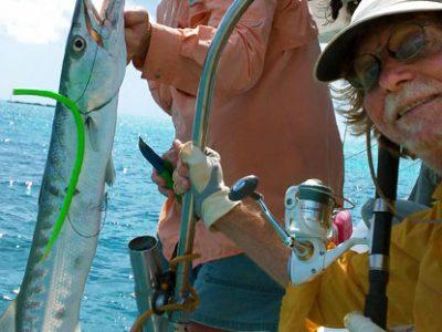 sailing fishing