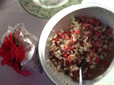 conch-salad